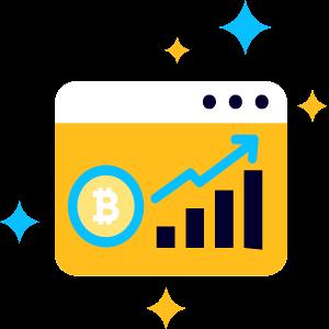 Bitcoin-ikoni
