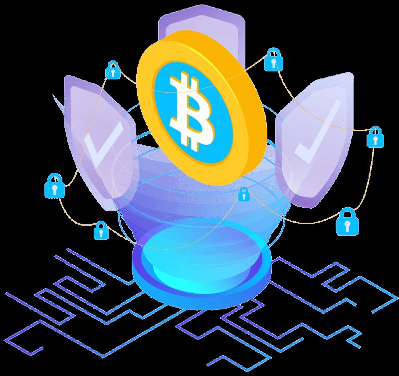 Bitcoin kurssi banneri